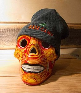 Base Camp Coffee Skull and Toque